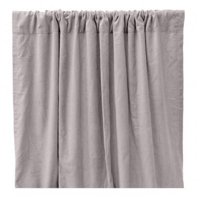Liv Interior Cortina ocultante en terciopelo de algodón-listing