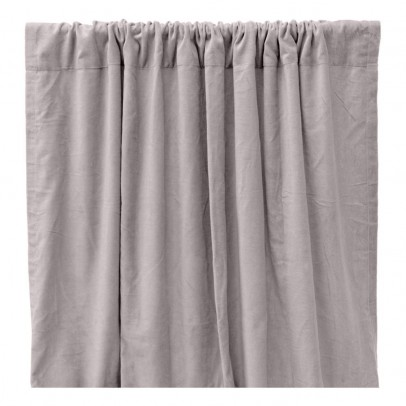 Liv Interior Cotton Velvet Curtain-listing