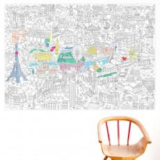 Omy Riesenposter Frankreich-listing