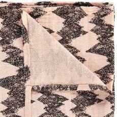 Moumout Lange montagne en mousseline de coton 60x60 cm-listing