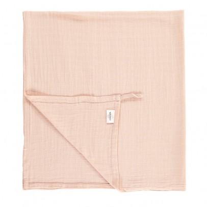 Moumout Lange-plaid en mousseline de coton 120x120 cm-listing