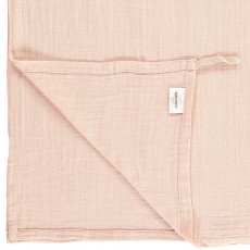 Moumout Wickeldecke 120×120cm mit Aufhänger – Drehergewebe aus Baumwolle mit Ökolabel-listing
