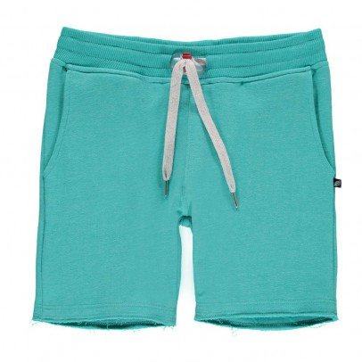 Sweet Pants Terry Flannel Shorts-listing