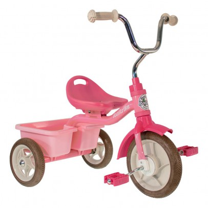 Italtrike Tricycle with bucket-listing