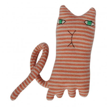 Donna Wilson Ginge Cat Soft Toy 35 cm-listing