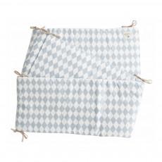 Nobodinoz Constantinople Bumper pads with diamonds-listing