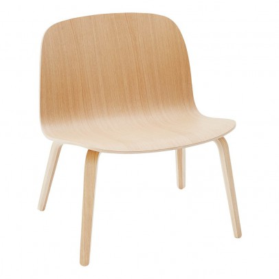 Muuto Visu lounge chair - Oak-listing