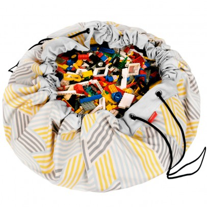Play and Go Game Bag/Carpet - Geometrique Play and Go x Smalable-product