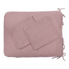 Numero 74 Changing mat cover - dusky pink-listing