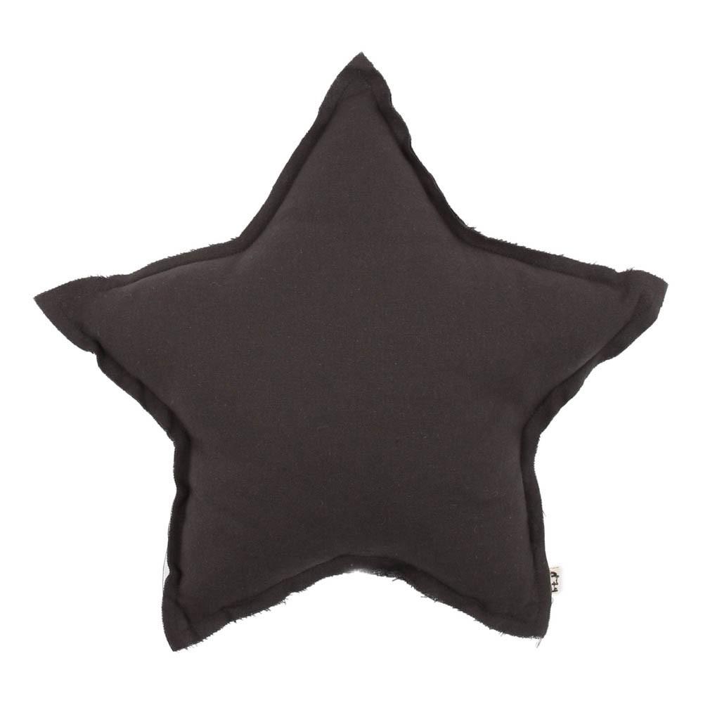 Numero 74 Star cushion -Dark grey-product