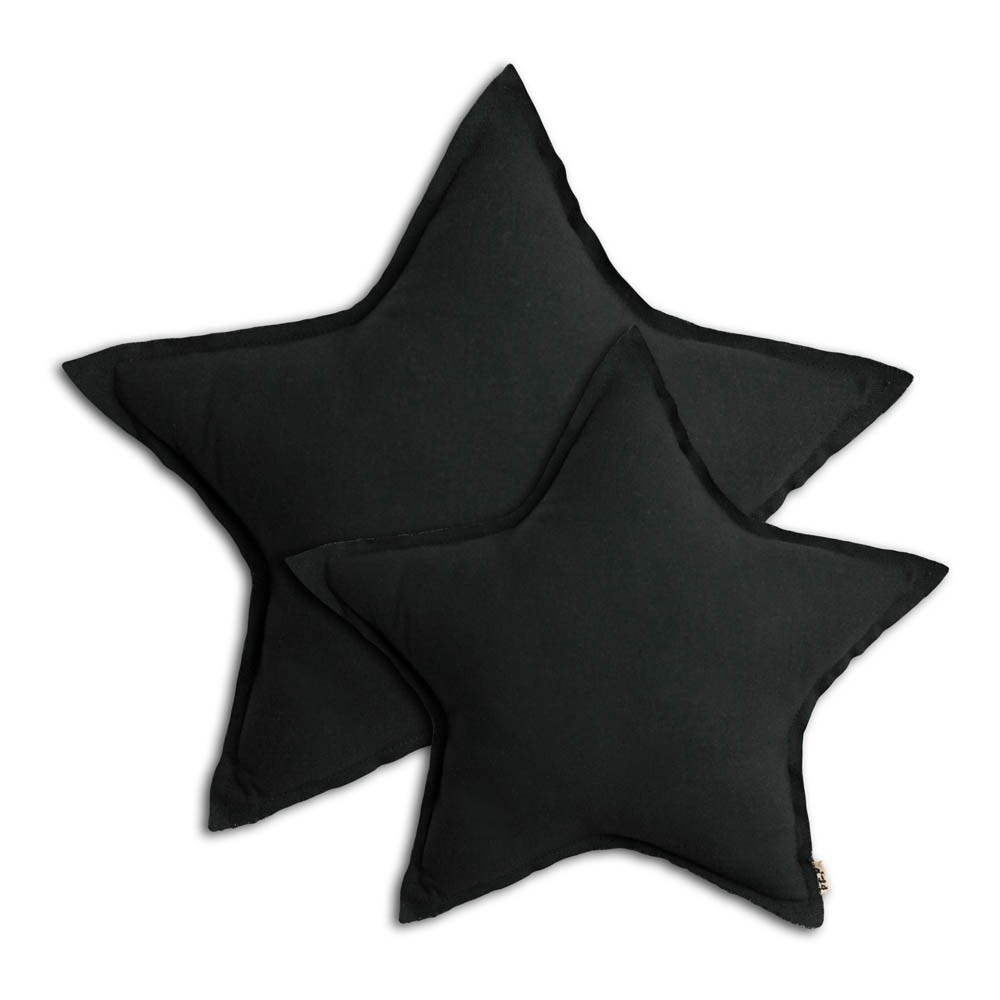 Numero 74 Star cushion -Dark grey-product