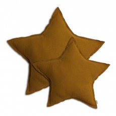 Numero 74 Star cushion - mustard yellow-product