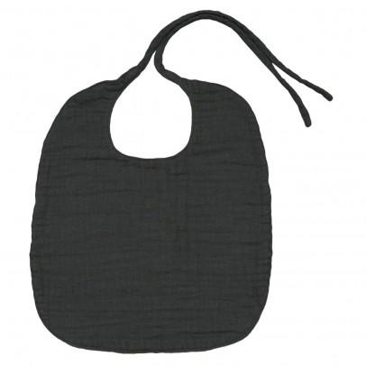 Numero 74 Round bib -dark  grey-product