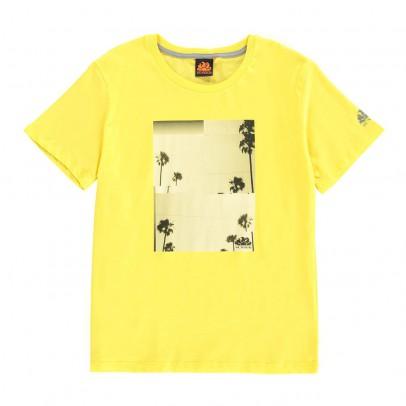 T-Shirt Stampa Palme Joseph