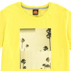 Sundek T-Shirt Foto Print Palmen Joseph -listing