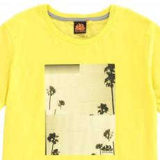 Sundek T-Shirt Photo Print Palmiers Joseph-listing