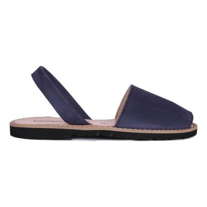 Minorquines Avarca Nubuck Sandales-listing