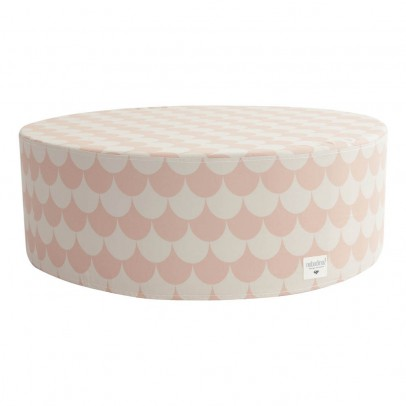 Nobodinoz Soho pouf with scales-listing
