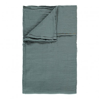 Numero 74 Flat sheet or curtain pinch - Blue Gray-product