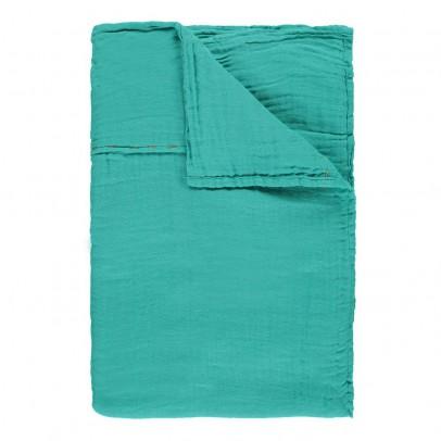 Numero 74 Sábana o cortina para poner con pinzas - Azul turquesa-product