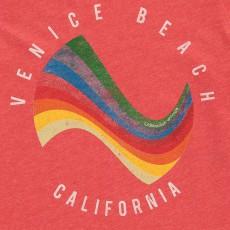 Californian Vintage T-Shirt Surf Welle -listing