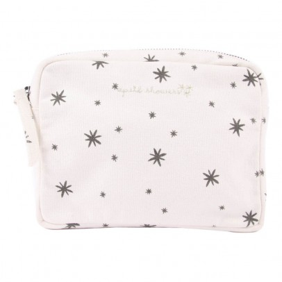 April Showers Starry Zippered Case-listing