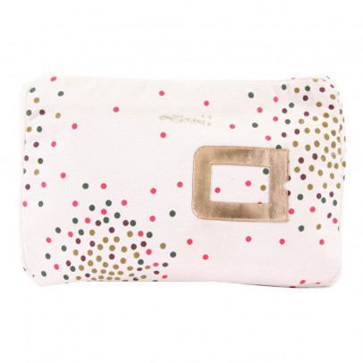 April Showers L Polka Dot Zippered Case-listing