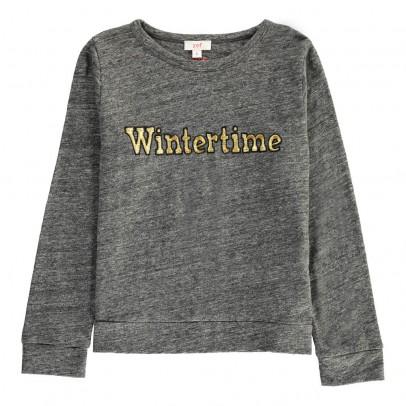 "Zef T-Shirt ""Wintertime"" ricamata-listing"