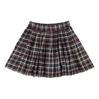 Zef Checked Davis Skirt-listing