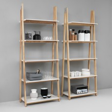 Normann Copenhagen Bibliothèque haute One Step Up-listing