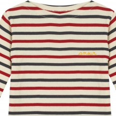 Maison Labiche Embroidered Amour Smock-listing