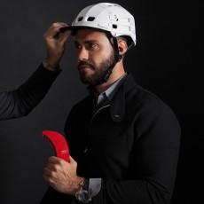 Martone Flexible unisex helmet-listing