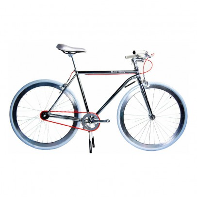 Martone Limited edition Regard bicycle for men - silver-listing