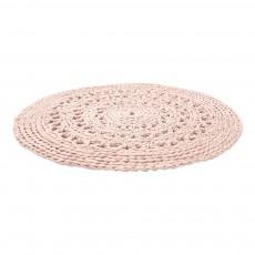 Naco Tapis rond crochet-listing