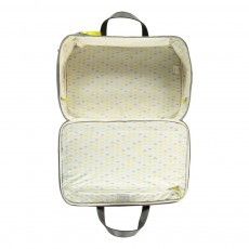 Sweetcase Maleta de maternidad chic - Interior Triángulos-listing