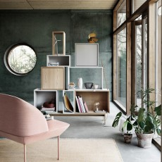 Muuto Podium - with legs for storage-listing