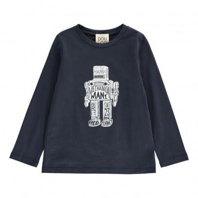 Douuod Robot Licaone T-Shirt-listing