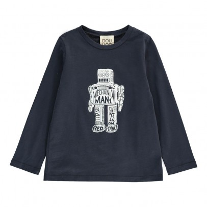 Douuod T-Shirt Roboter Licaone-listing