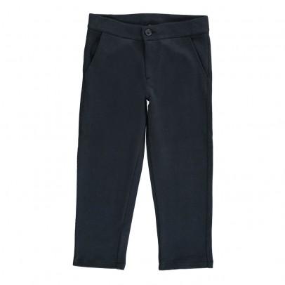 Douuod Pantalon Slim Molleton Cormorano-listing