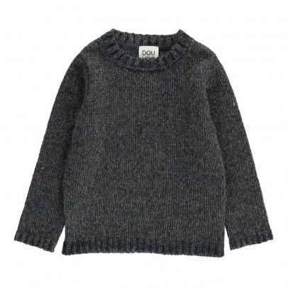 Douuod Lurex Pettirosso Pullover-listing