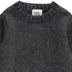 Douuod Pullover aus Lurex Pettirosso-listing