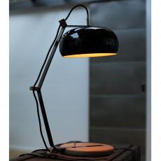 Lampari Lampe à poser Rhoda - Chêne et métal-listing