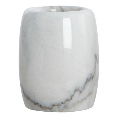 House Doctor Marble toothbrush holder-listing