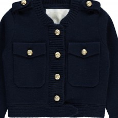 Burberry Knitted Blazer-listing