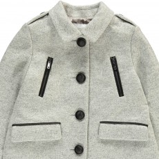 Burberry Wool Gwen Coat-listing