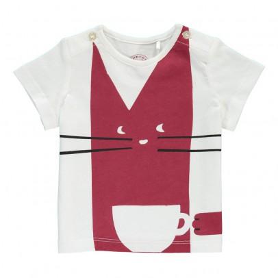 Burberry Mini Tea Cat T-Shirt-listing