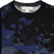Burberry Camouflage Mini Stevenson Pullover-listing