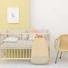 Camomile London Babyschlafsack mit Pünktchen-listing