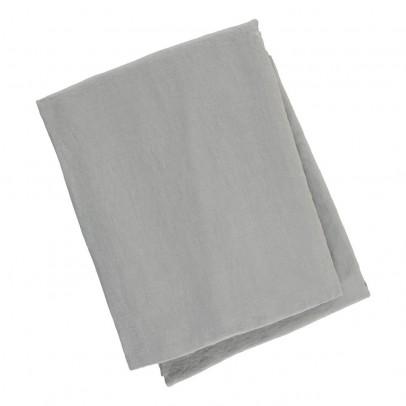 Linge Particulier Housse de couette en lin lavé-listing