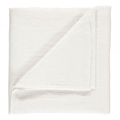 Linge Particulier Bettüberwurf oder Strandtuch Groß aus Waschleinen mit Wabenstruktur-listing